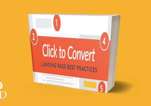 click to convert: landing page best practices