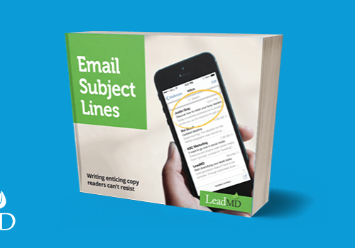 Email Subject lines ebook